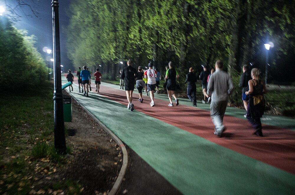 night runners