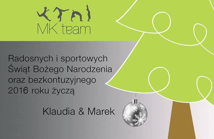 życzenia mk team